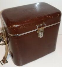 "Vintage Kodak Leather Camera Case L7"" H 7"" D7"""