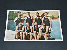 LOS ANGELES 1932 J.O. OLYMPIC GAMES OLYMPIA WATER-POLO WASSERBALL DEUTSCHLAND