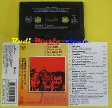 MC ANTONELLO VENDITTI FRANCESCO DE GREGORI Roma capoccia 1990 no cd lp dvd vhs