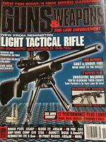 Guns And Weapons For Law Enforcement Nov 2004, New Rem. 6.8mm SPC LTR
