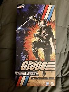 ThreeZero 1/6 Snake Eyes MIB NEVER BEEN REMOVED IN HAND READY TO SHIP!!!!!!!!!!!