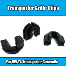 5x Grill Clips For VW T4 Transporter Caravele Front Grille Trim Fastener Plastic