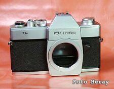 Porst reflex tl SLR cámara carcasa body 9364