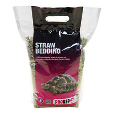 ProRep Tortoise Straw Pellet Bedding 5 Litres