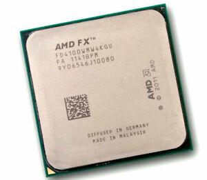 AMD FX 4100 4 x 3,6GHz