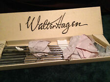Walter Hagen Haig Ultra Irons Brand New In Box 2-PW (9 irons) Forged Blades