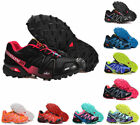 33 colours Men's Salomon Speedcross 3 Athletic Running Hiking Sneakers Shoes