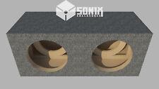 STAGE 3 - DUAL SEALED SUBWOOFER MDF ENCLOSURE FOR KICKER CVX12 SUB BOX