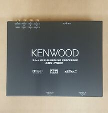 Kenwood KDS-P900 Add-On 5.1ch DSP Surround Processor for Select Kenwood Units *