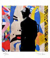 TEHOS - Tableau art moderne design contemporain - edition limitée 250 ex - 9 pm