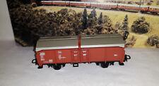 Primex/Märklin H0, 4539 Schiebedachwagen Rot in OVP