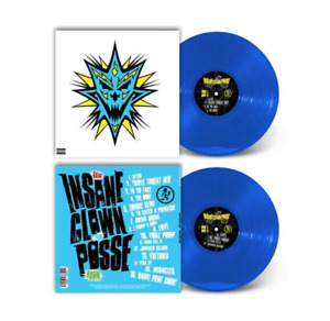 Insane Clown Posse- Bang Pow Boom 2 LP Colored Vinyl Record Set ICP NEW SEALED