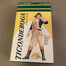 Box Of Vintage Dixon Ticonderoga 1388 No. 2 Pencils - 6 dozen
