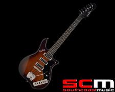 Hagstrom Condor Electric Guitar Brown Sunburst Gloss Roller Bridge Retro Pickups
