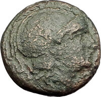LYSIMACHOS 323BC Authentic Ancient Greek Coin ALEXANDER the GREAT & LION i62373