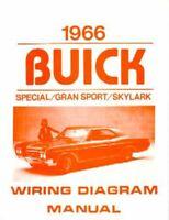 1967 1971 Buick Gs Skylark Oversized Wiring Diagrams Sheets Set Ebay