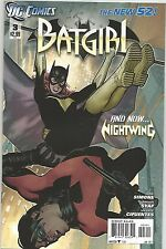 BATGIRL NEW 52 #3 ADAM HUGHES COVER (2011) Back Issue (S)