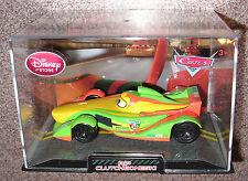 DISNEY PIXAR CARS 2 Rip Cluchgoneski Die Cast  W/ CASE  DISNEY STORE EXCLUSIVE