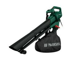 Parkside Electric Leaf Blower & Vacuum