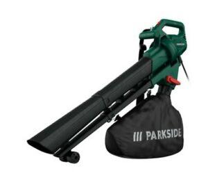 Parkside Electric Leaf Blower & Vacuum 🍁🍂