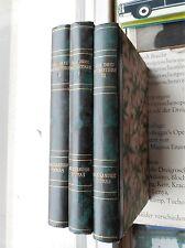 Alexander Dumas: Die drei Musketiere 3 Bände Gefion mit Filmbildern