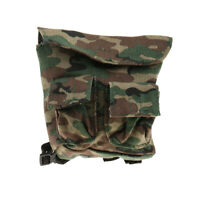 1/6 Soldiers Camouflage Backpack Shoulder Bag for Action Figures Accessories