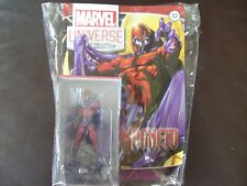 Panini marvel universe FIGURINE COLLECTION Nº 10 MAGNETO