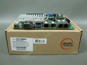 Jetway NF9HG-2930 Intel Quad Core LAN Thin Mini-ITX Networking Main Motherboard