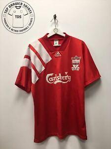 "Liverpool home Football Shirt 1992/1993 Men's Medium/Large 40/42"""
