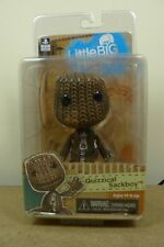Neca LITTLE BIG PLANET SERIES 2 QUIZZICAL SACKBOY Action Figures From XBox PS4