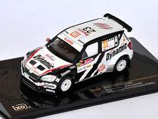 IXO Skoda Fabia S2000 #23 Kosciuszko 3rd S-WRC Rally Portugal 2010 RAM432 1/43