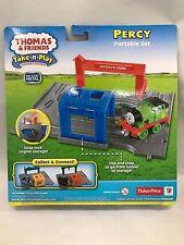 "Fisher-Price, Thomas & Friends, Take-n-Play, ""Percy"" Portable Set"