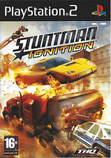 STUNTMAN IGNITION for Playstation 2 PS2 - with box & manual - PAL
