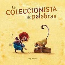 La coleccionista de palabras (Spanish Edition)-ExLibrary