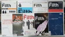 The Filth # 1 2 3 4 5 6 7 8 9 - Grant Morrison - Vertigo Comics 2002 VF+ @