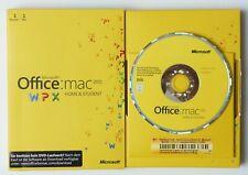 Microsoft Office MAC 2011 Home and Student - Retail/Box mit DVD - Deutsch -