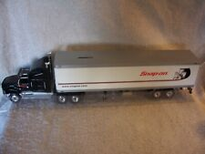 Snap-on 1/36 scale Ford Aeromax Tractor Trailer Bank, working lights & spares