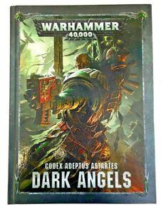Warhammer 40k Dark Angels Codex 8th Edition - D5
