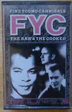 The Raw & the Cooked by Fine Young Cannibals (Cassette, Feb-1989, MCA (USA))