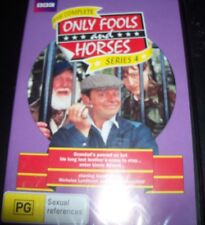 Only Fools And Horses Series Four 4 (Australia Region 4) DVD – New