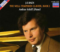 The Well-Tempered Clavier, Book 1 [2 CD]