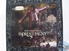 FLORENT PAGNY IO LE CANTO PER TE CD SINGLE