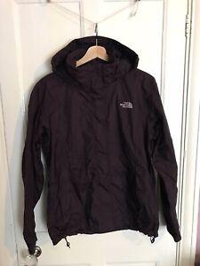 Ladies North Face Purple Jacket Size Large