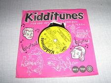 DIVERS ENGLISH KIDS 78 TOURS 78 rpm LITTLE TOMMY TUCKER