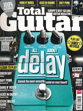 TOTAL GUITAR UK 242 July 2013 Learn to Play Green Day Alice in Chains TAB + CD