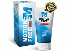 Motion Free Balsam - Warming Cream - for Joint and Muscle Pain. 100% Original.