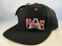 Arkansas Razorbacks Hogs NCAA Vintage Snapback Cap Hat