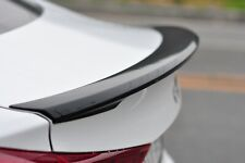 Rear Lip Wing Spoiler Painted Black or White for Hyundai Elantra 2017 2018