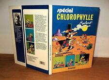 E.O. Album Rare intégrale de R Macherot spécial Chlorophylle Ed Lombard 1984