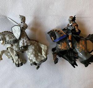 schleich knights